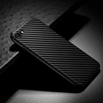 HOCO Thin Carbon Case iPhone 7 Schwarz
