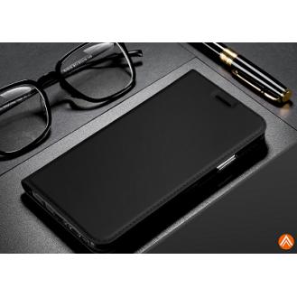 SZ Leder Book Case Etui Galaxy Note 9 Schwarz
