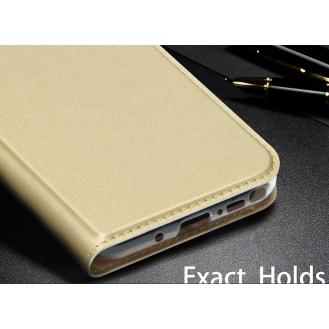 SZ Leder Book Case Etui Galaxy Note 9 Gold