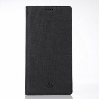 Galaxy Note 9 Book Case Wallet Tasche Schwarz