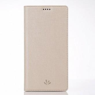 Galaxy Note 9 Book Case Wallet Tasche Gold