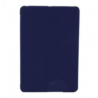 iPad Mini 1 / 2 / 3 Smart Cover Case Schutz Hülle Dunkel Blau