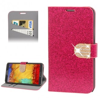 More about Pink Bling Leder Etui Samsung Note 3