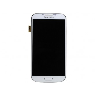Original Samsung Galaxy S4 MINI I9195 LTE Display LCD Weiss