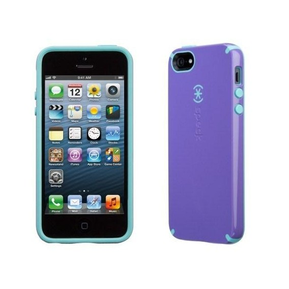 Speck CandyShell Grape iPhone 5 / 5S / SE Lila