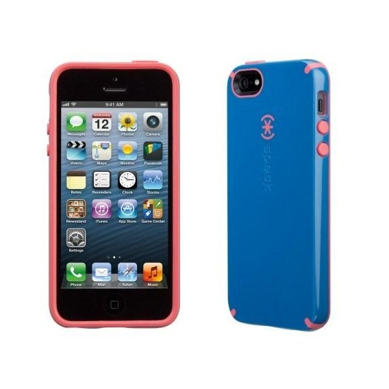 Speck CandyShell Grape iPhone 5 / 5S / SE Blau