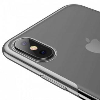 Baseus Shining Transparent Hülle für iPhone XR