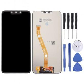 Huawei Nova 3 Display LCD Reparatur Schwarz