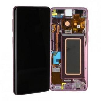 Samsung Galaxy S8 LCD Frontcover, Violett