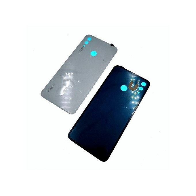 Huawei P Smart Plus Backglass Weiss