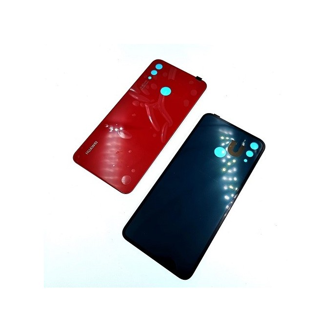Huawei P Smart Plus Backglass Rot