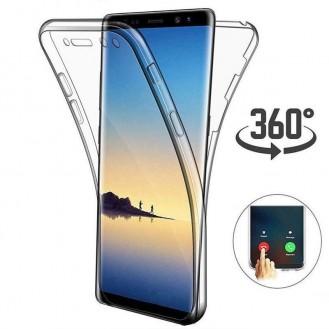 Samsung Galaxy S7 Transparent Case 360° Full Body TPU