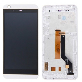 HTC Desire 626 LCD Display Weiss