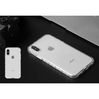 iPhone 7 Plus. 8 Plus Silikon Case Hülle Grau