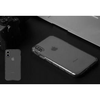 iPhone XS Silikon Transparet Case Hülle