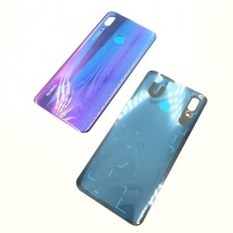 Huawei Nova 3 Backglass Gelb