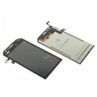 Motorola Moto G5S LCD Display Schwarz