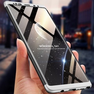 Galaxy Note 9 Handy Schutzhülle Case GKK Grau