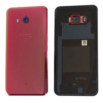 HTC U11 Akkudeckel Rot