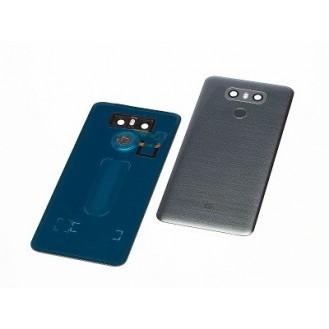 LG G6 Akkudeckel Silber