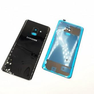 Samsung Galaxy A8 2018 A530 Akkudeckel Schwarz