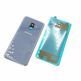 Samsung Galaxy A8 2018 Akkudeckel Backcover Grau