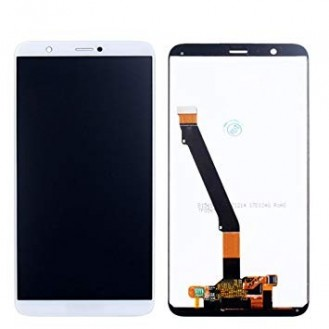 Huawei P Smart LCD Display Weiss