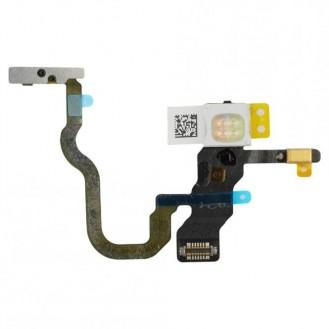 Power (Ein/Aus) Flex kompatibel und Blitz mit iPhone X A1865, A1901, A1902