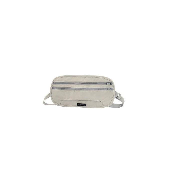 Victorinox Deluxe-Sicherheitsgürtel mit RFID-Schutz Schwarz