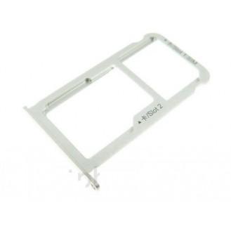 Huawei Nova SIM Karten Halter Silber
