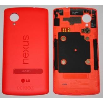 Lg Nexus 5 Akkudeckel Rot