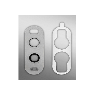 LG V20 H910 Kamera Glas Linse Silber