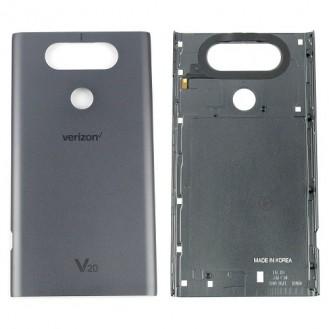 LG V20 H910 Akkudeckel Back Cover Titan Grau