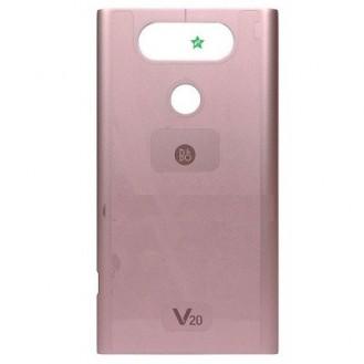 LG V20 H910 Akkudeckel Back Cover Pink