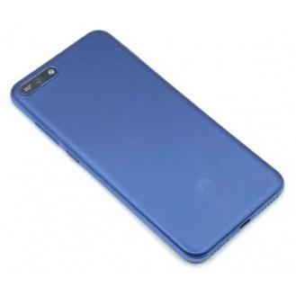Huawei Y6 2018 Akkudeckel Backcover Blau