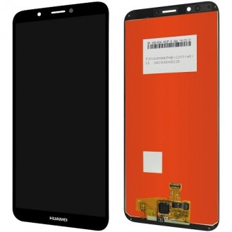 Huawei Y7 2018 LCD Display Schwarz