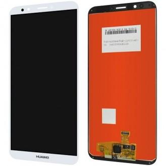 Huawei Y7 2018 LCD Display Weiss