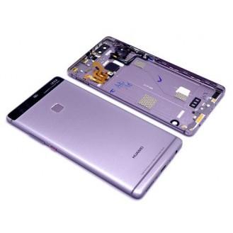 Huawei P9 Plus Akkudeckel Backcover Grau