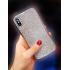 iphone 7 Plus Silber Bling Aufkleber Schutz-Folie Sticker Skin