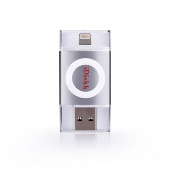 iDiskk USB 3.0 Speicher Stick für Apple iPhone, iPad, iPod OVP