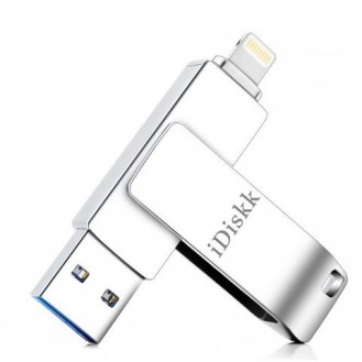 iDiskk U006 USB 3.0 Speicher Stick für Apple iPhone, iPad, iPod