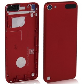 iPod Touch 5 Backcover Gehäuse Rot