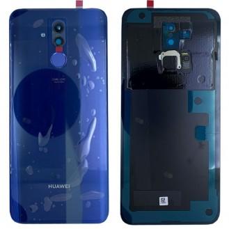 Huawei Mate 20 Lite Akkudeckel Batterie Cover Blau