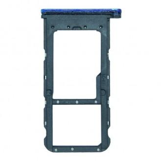 Huawei P Smart Plus Sim KartenHalter Tray Blau