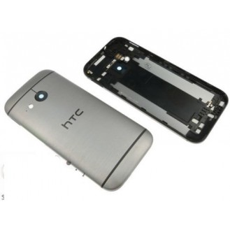 HTC One Mini 2 Akkudeckel Grau Titan