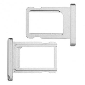 iPad Pro 9.7 SIM Kartenhalter Weiss/ Silber
