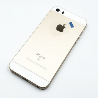 iPhone SE Backcover Middle Frame Gold