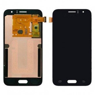 Samsung Galaxy J1 2016 LCD Display Schwarz