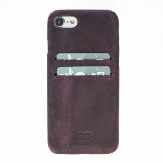 iPhone 7/8 Bouletta Ultra Cover CC Lila