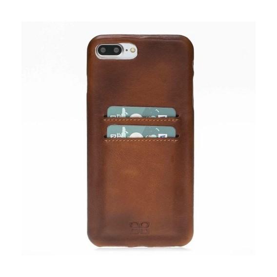 iPhone 7/8 Plus Bouletta Ultra Cover CC Braun